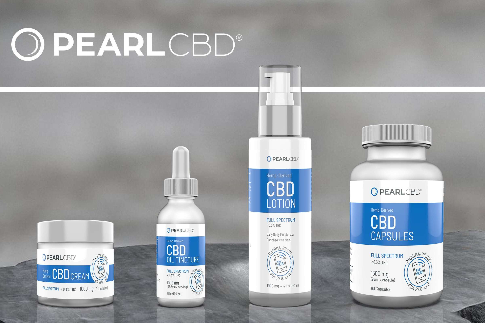 PearlCBD Products