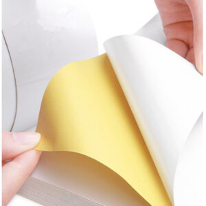 Digital Laser Printing Sticker